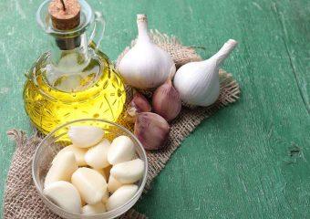 olio aromatizzato aglio