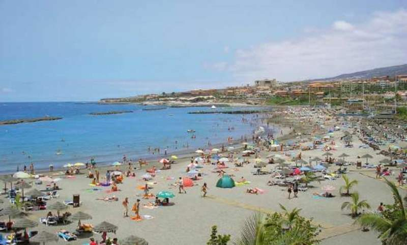 spiaggia fanabe tenerife